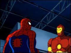 """Quel super-héros a fait une apparition dans """"Spiderman"""" ?"""