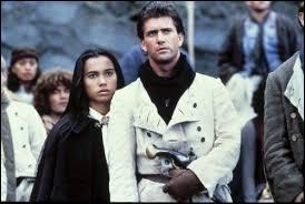 Mel Gibson n'avait pas le mal de mer dans cette version d'une célèbre tragédie maritime.