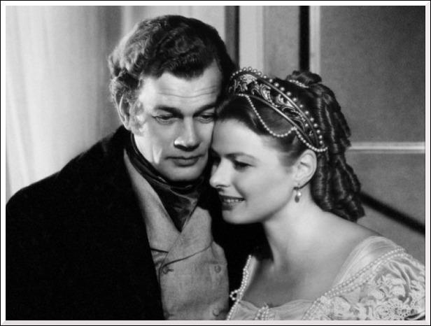 Quel film se déroule en Australie en 1831 avec Joseph Cotten et Ingrid Bergman ?