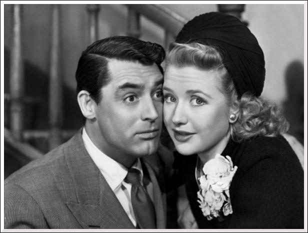 Dans quel film Cary Grant a-t-il épousé Priscilla Lane ?