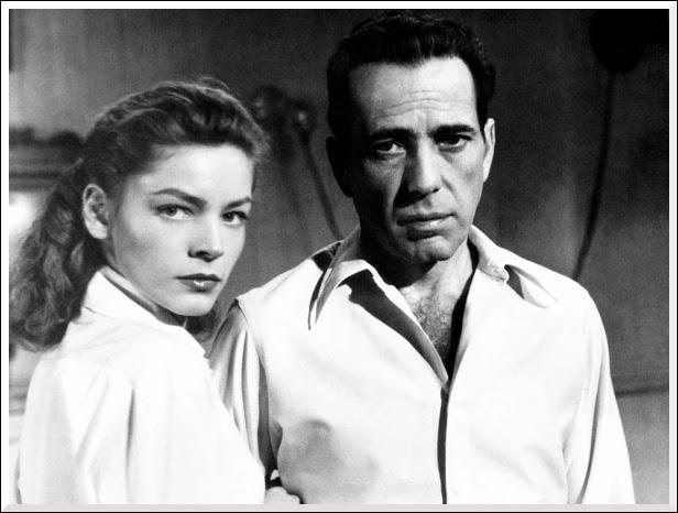 Dans quel film Humphrey Bogart et Lauren Bacall sont-ils pris au piège par Edward G. Robinson