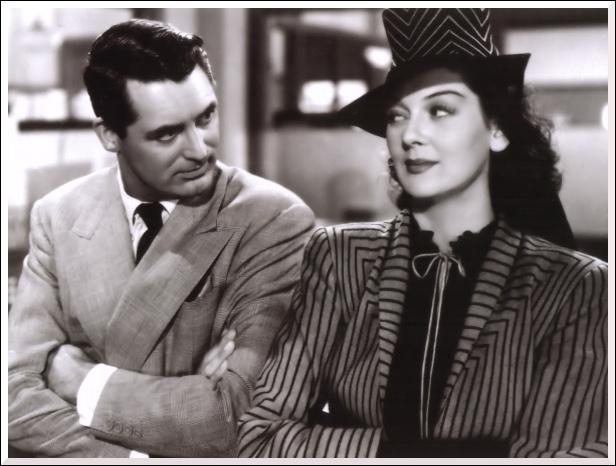 Cary Grant n'a d'yeux que pour ...