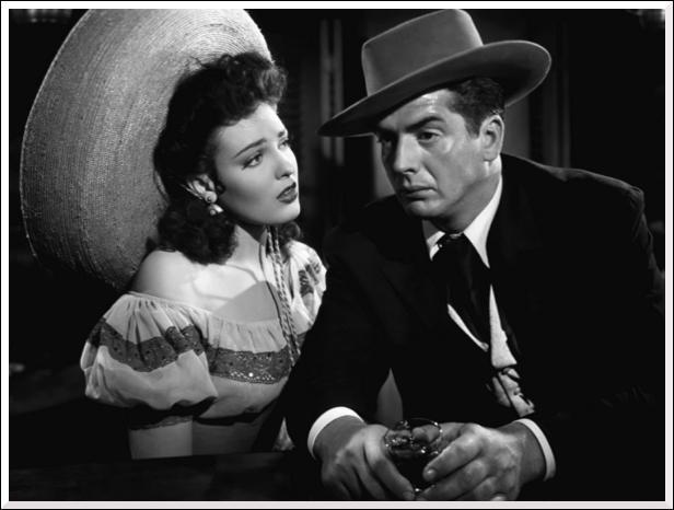 """Comment est cette """"poursuite"""" avec Victor Mature et Linda Darnell en 1946 ?"""