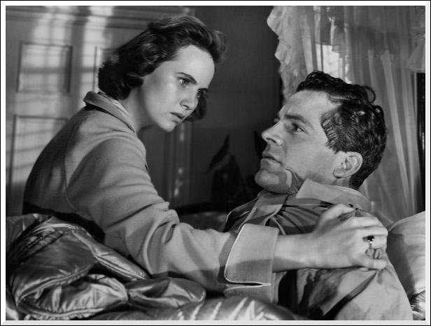 Quel film avec Teresa Wright et Dana Andrews a remporté l'Oscar en 1947 ?