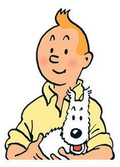 Les couleurs dans les albums de Tintin