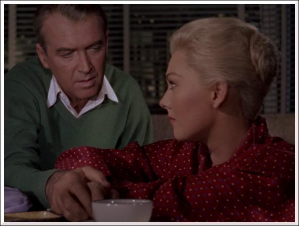 Dans quel film Madeleine et Judy se jouent-elles de Scottie ?