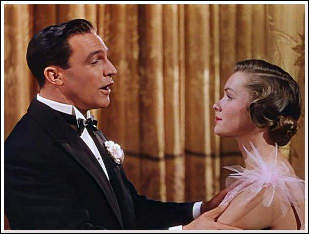 Quelle chanson est le titre d'un film avec Gene Kelly et Debbie Reynolds ?