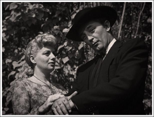 Dans quel film, un pasteur machiavélique épouse-t-il la veuve d'un assassin ?