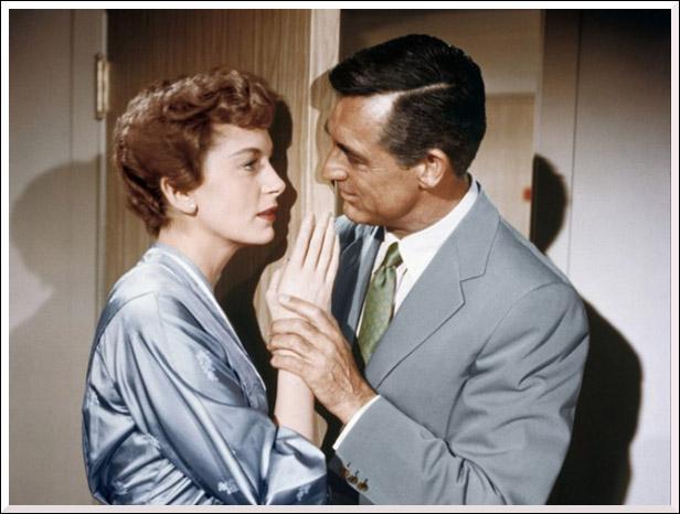 Quel film réunit Cary Grant et Deborak Kerr en 1957 ?