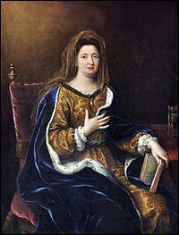 Comment s'appelle la dame qui a créé la congrégation des dames de Saint-Louis ?