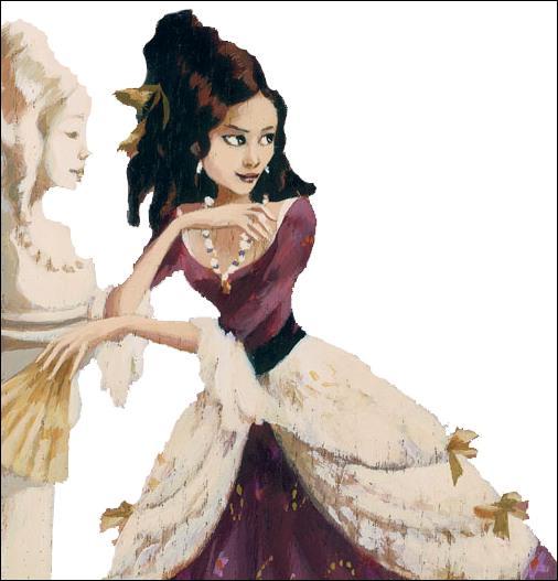 Charlotte est amoureuse de François, son cousin, qui a une sœur avec qui elle s'entend très bien.Comment s'appelle-t-elle ?