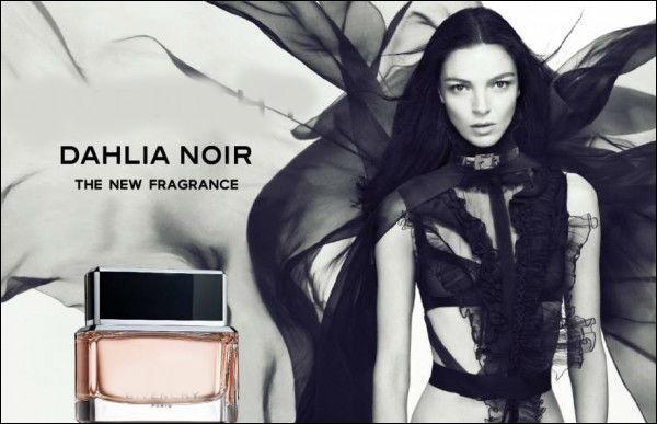 """Né un 21 février, les parfums """"organza"""", """"ange ou démon"""", Dalhia noir"""" portent toujours son nom :"""