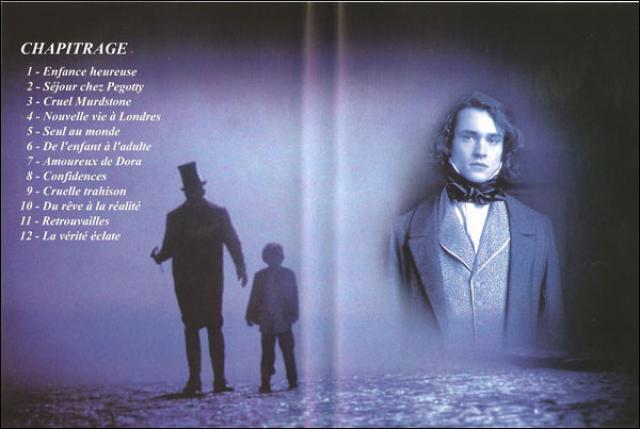 Né un 7 février, il nous a laissé David Copperfield :