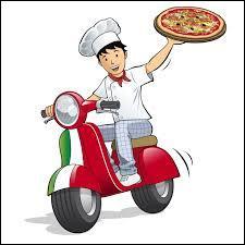 Quelle marque est le leader mondial de la livraison de pizza à domicile ?