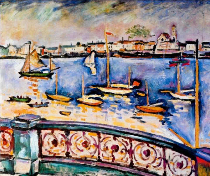 """Qui a peint """"Le port d'Anvers"""" ?"""