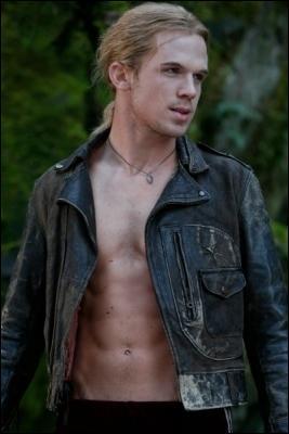 Qui est ce personnage dans Twilight ?
