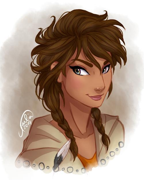 Héros de l'Olympe - Piper McLean