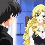 Dans quel grand anime retrouve-t-on cette femme ? (Le personnage principale est à gauche)