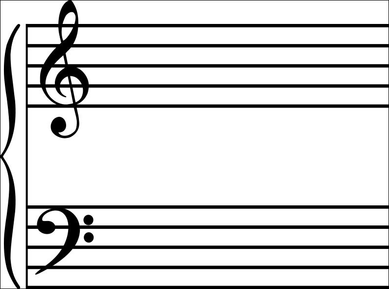 On peut aussi trouver ça au début d'une partition : qu'est-ce que cela veut dire ?