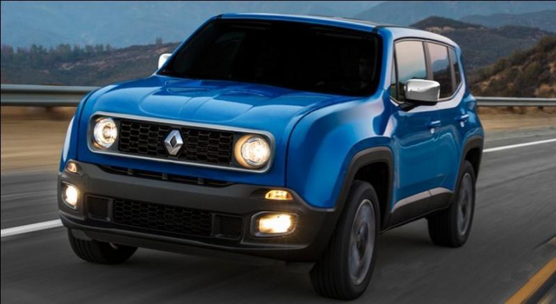 Pour vous réconcilier avec la marque au losange, voici la nouvelle Renault 4 L ! Alors ?