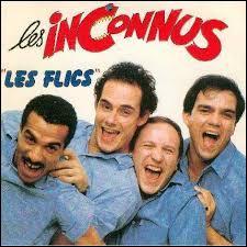 """Humour - Laquelle de ces personnalités a fait partie du groupe comique """"Les Inconnus"""" ?"""