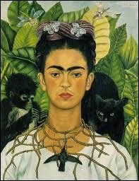 Art - Comment s'appelle cette peintre qui réalisa beaucoup d'autoportraits ?