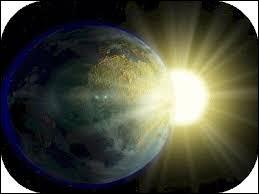 Astronomie - Comment s'appelle le déplacement de la Terre autour du soleil ?