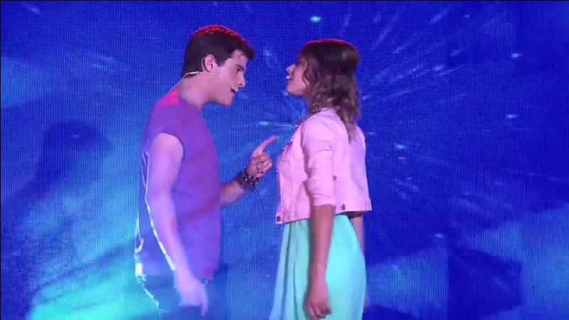 Que chantent Violetta et Diego ? (saison 2)