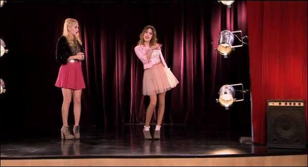 Que chantent Violetta et Ludmila ? (saison 2)