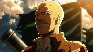 Il est membre de la patrouille du mur et est le militaire le plus puissant de la région sud-est. Il est de ce fait très respecté. Il est assez porté sur la bouteille, mais est souvent rappelé à l'ordre par des soldats de la garnison. Qui est-il ?