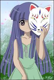 Elle est une habitante d'Hinamizawa où elle vit avec Satoko Hojo, sa meilleure amie. Ses parents auraient été victimes de la malédiction d'Oyashiro-sama. Elle fait partie du club de jeux de Mion. Qui est-elle ?