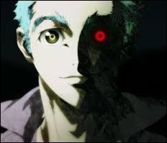 Il est l'un des principaux domestique de la famille Kirishiki. Il est une sous-espèce de Shiki appelé Jinrou qui peut supporter la lumière du soleil. Qui est-ce ?