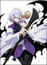 Il est un membre de Pandora et un serviteur de la famille Rainsworth. Il a un contrat avec un Chain nommé Mad Hatter et est très souvent accompagné d'une petite poupée. Qui est-ce ?