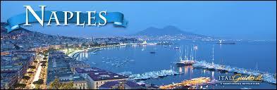 Où se situe Naples ?