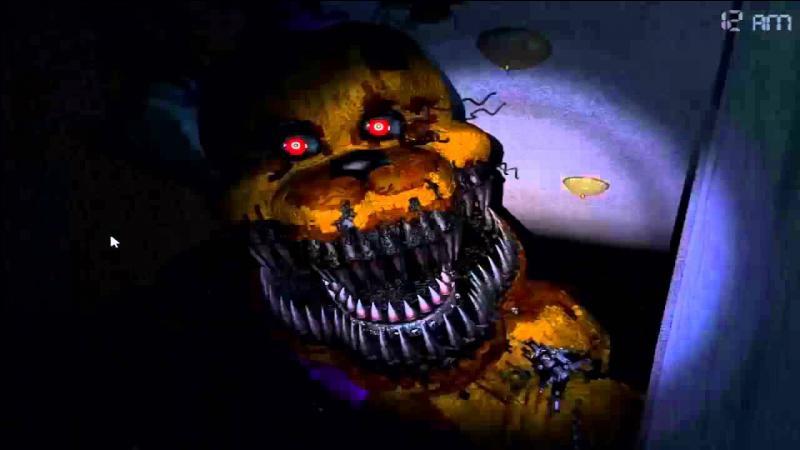 Comment éviter Nightmare Fredbear ?