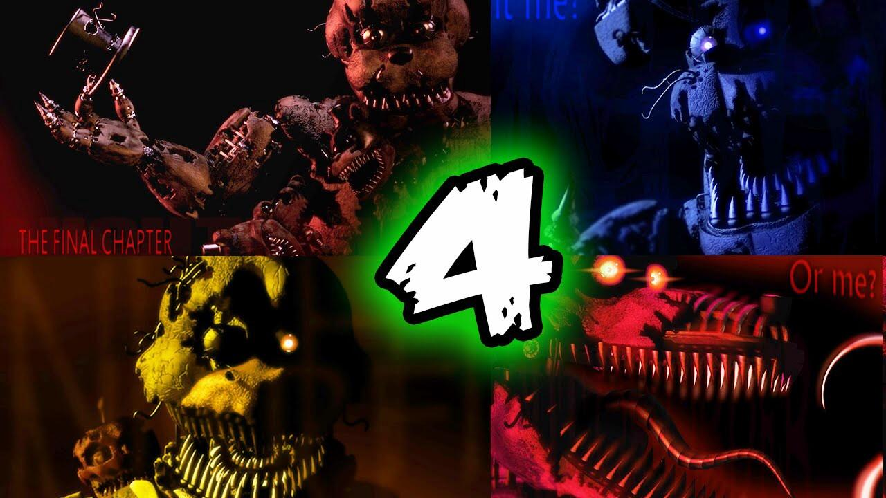 Five Nights at Freddy's - 4
