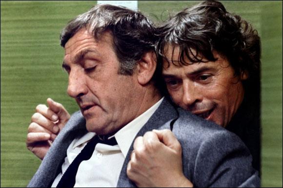Revenons en France et allons au cinéma retrouver Lino Ventura et Jacques Brel. Dans quel film forment-ils un duo irrésistible ?