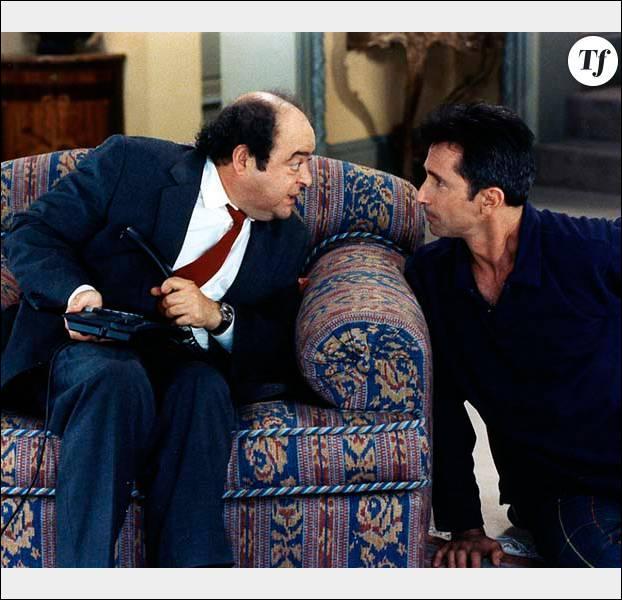 """Restons au cinéma pour le plus beau duo de comiques et un des plus grands succès du box-office français : """"Le Dîner de cons"""". Ce duo d'acteurs est évidemment..."""