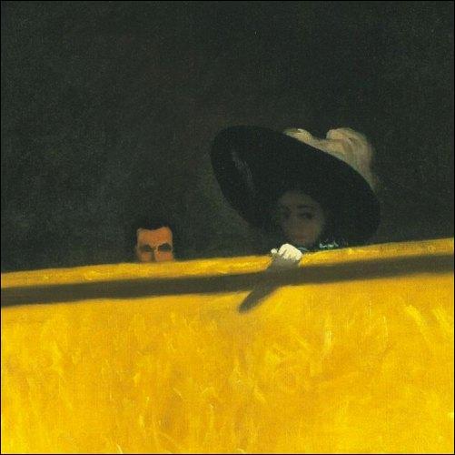 """Qui a peint """"La loge"""" ?"""