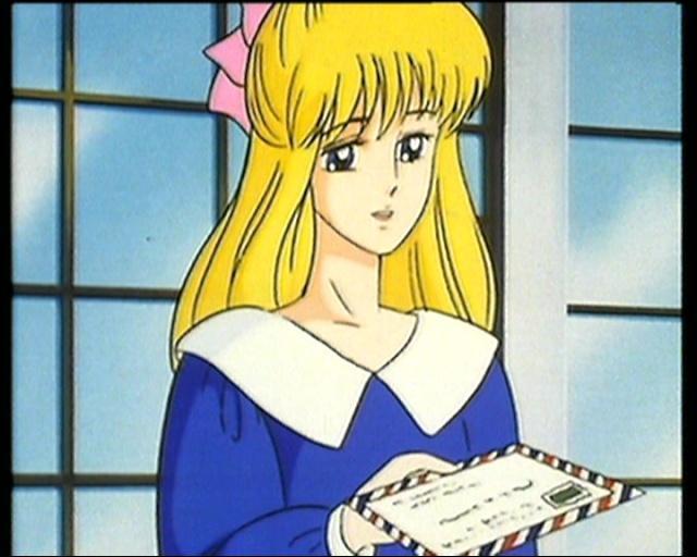 De quelle animation des années 80-90 est-elle le personnage ?