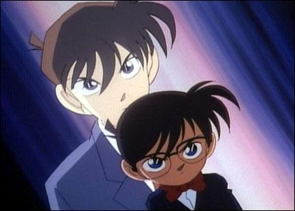 De quel dessin animé proviennent ces deux garçons ?