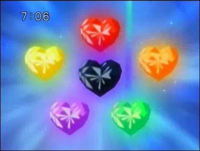 De quel dessin animé proviennent ces cœurs ?