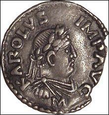 Petite question de culture en histoire... Quand Charlemagne est-il mort ?
