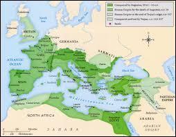 Quand la paix romaine se déroula-t-elle ?