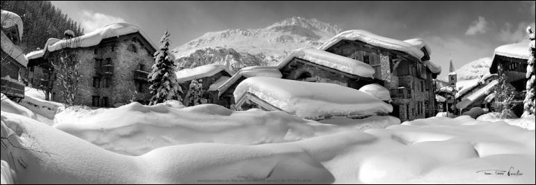 """La photo ne représente pas la réponse. Les montagnards l'appellent """"jour blanc"""", de quoi s'agit-il ?"""