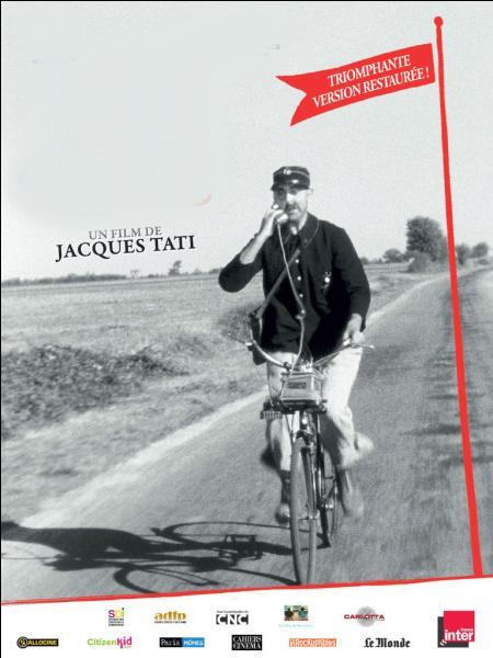 Quel est ce film de Jacques Tati ?