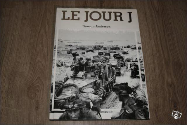 """Le """"Jour J"""" a signifié le jour du débarquement allié en Normandie, durant la seconde Guerre Mondiale, c'était...."""