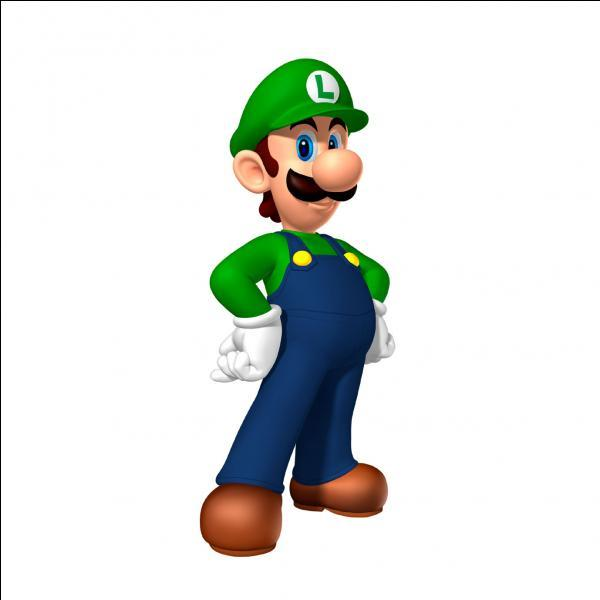 Mario - Les personnages