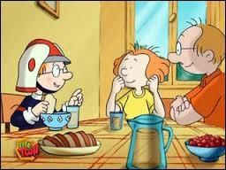 Quel est le nom de ce dessin animé des années 2000 ?