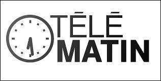 """Qui présente l'émission """"Télématin"""" sur France 2 ?"""